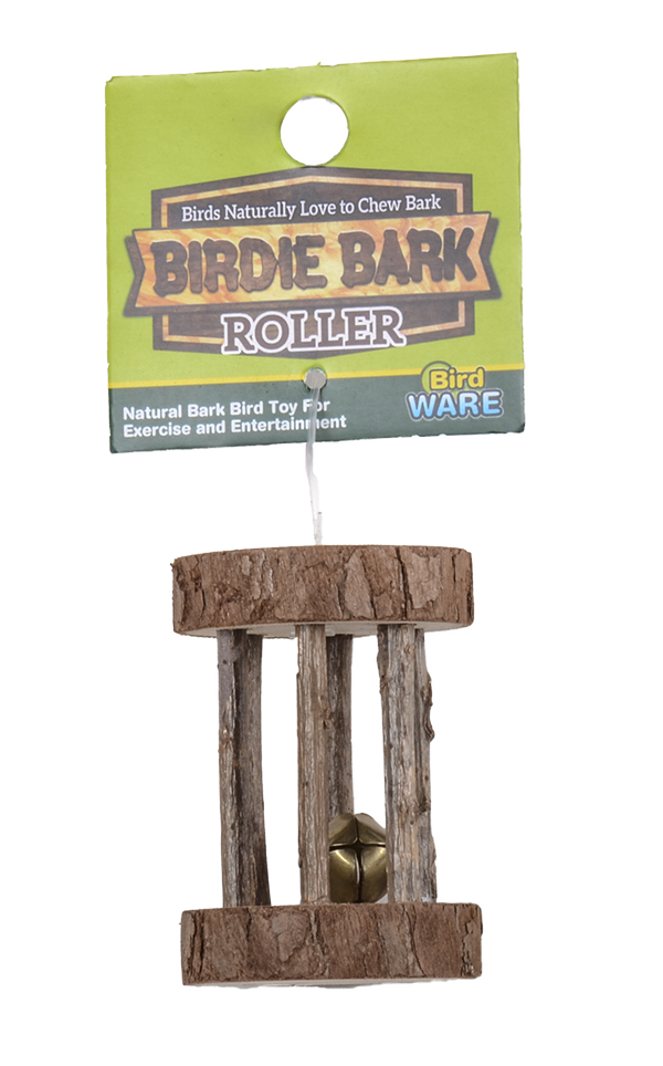 Birdie Bark Roller - Click Image to Close