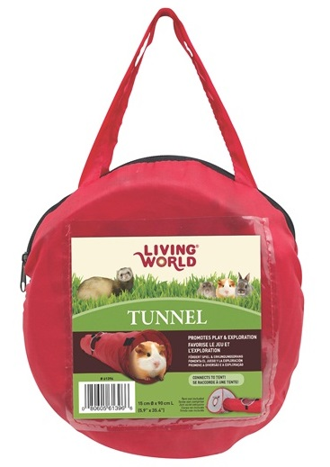Living World Small Animal Tunnel Md