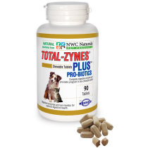Total-Zymes Plus Enzyme and Probiotics Supplement