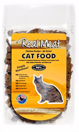 Real Meat Air Dried Chicken Formula