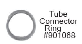 Replacement Tube Connector Ring for Tube Time Cage Model16010