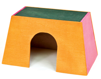 Small Animal Playhouse