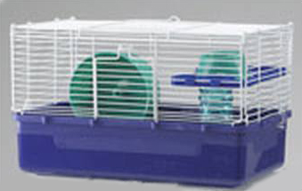 Home Sweet Home Hamster Cage 1 Story by Ware Mfg.
