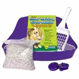 Rabbit Litter Training Kit