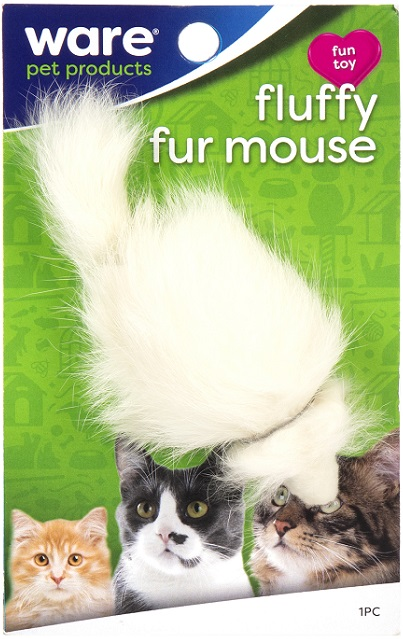 Fluffy Fur Mouse
