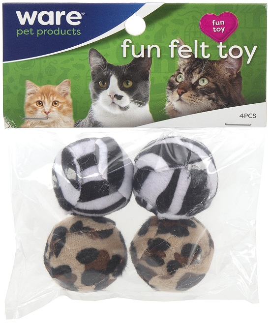 Fun Felt Toy 4 pack