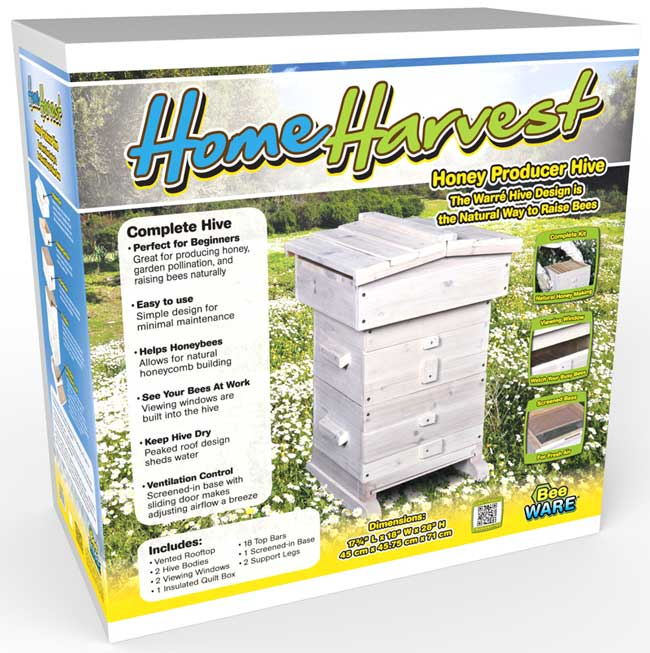 Bee Ware Home Harvest Hive