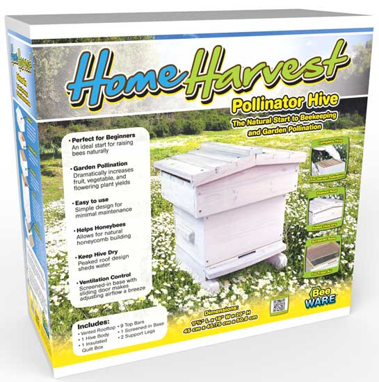 Bee Ware Home Harvest Pollinator