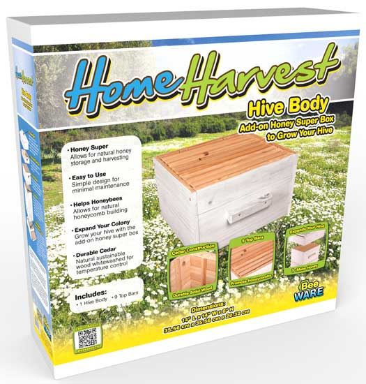 Bee Ware Home Harvest Hive Add-on