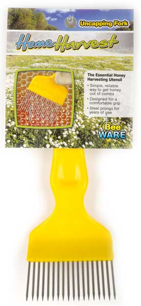Bee Ware Home Harvest Uncapping Fork