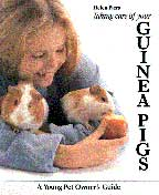 Taking Care of Your Guinea Pig A Young Pet Owner's Guide