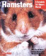 Hamsters A Complete Pet Owner's Manual