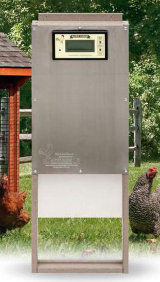 Automatic Chicken Coop Door Advanced