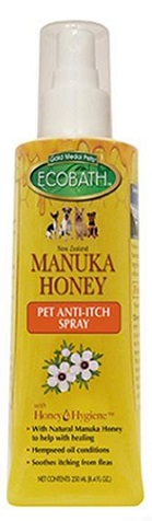 EcoBath Manuka Honey Inti-Itch Spray 8 oz.