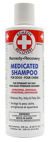 Remedy Recovery Medicated Shampoo 8 oz.