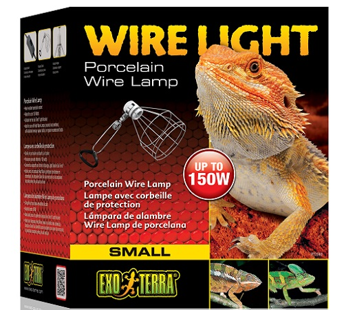 Exo Terra Wire Clamp Light