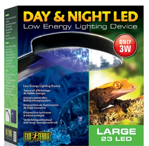Exo Terra Day/Night LED Fixtures