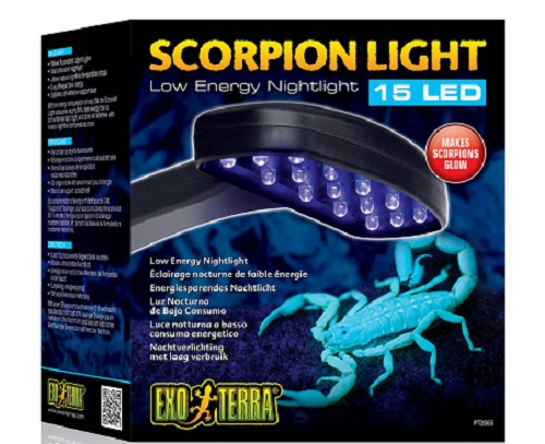Exo Terra Scorpion Light 15 LED