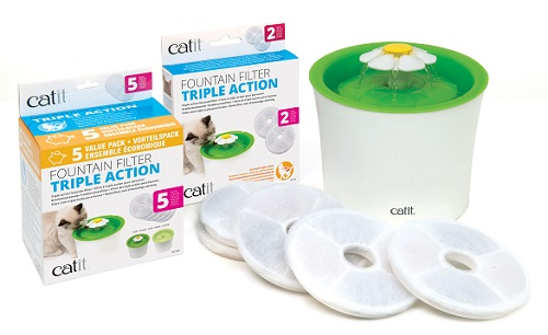 Catit 2.0 Triple Action Wtr Softener