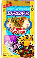 Living World Fieldberry Flavor Guinea Pig Treat