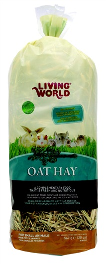 Living World Oat Hay