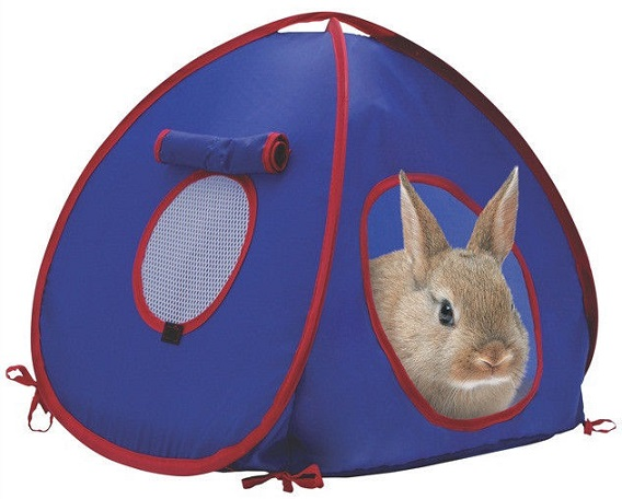 Living World Small Animal Tent Lg.
