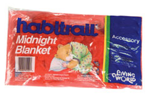 Habitrail Midnight Blanket
