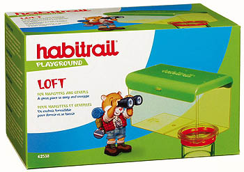 Habitrail Playground Loft - Click Image to Close