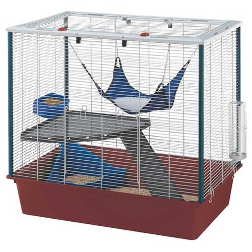 Living World Ferret Habitat