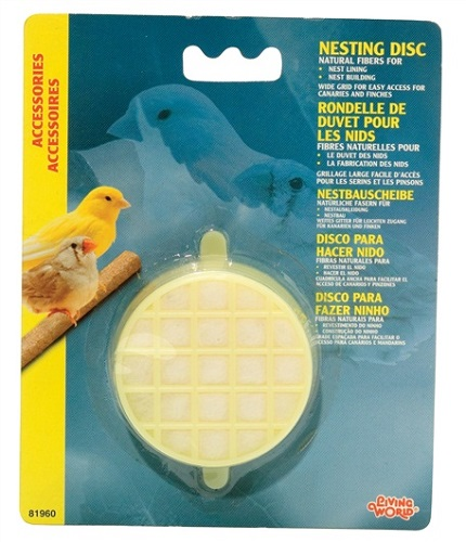 Living World Nesting Disc