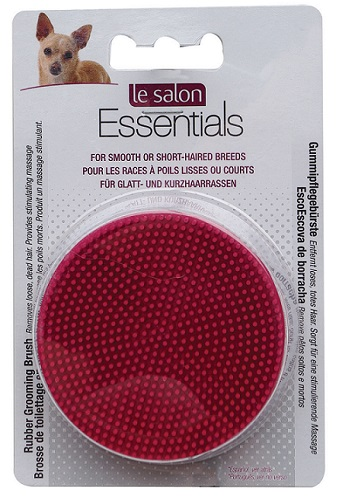 Le Salon Essential Round Rubber Grooming Brush
