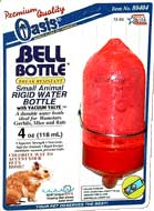 Oasis Bell Bottles, for Small Animals