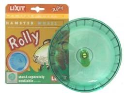 Rolly Hamster Wheel by Lixit