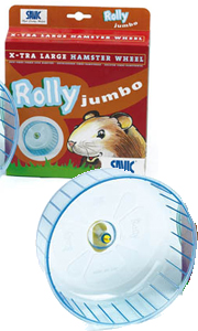 Rolly Jumbo Wheel by Lixit