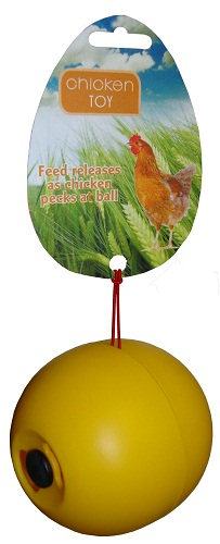 Chicken Fun Toy by Lixit