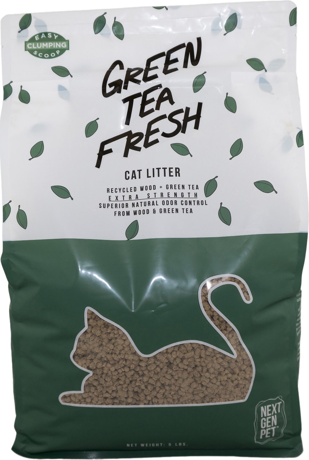 Next Gen Green tea Cat Litter #5