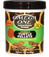 Omega One Juvenile Turtle Pellets