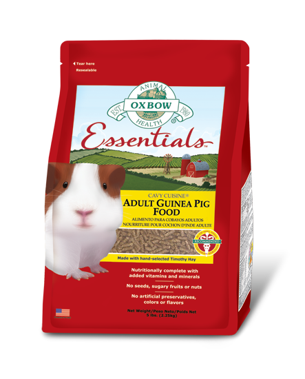Essentials Adult Guinea Pig Food by Oxbow