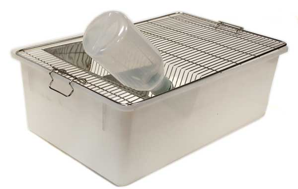 Rodent Breeder Cage Medium - Click Image to Close