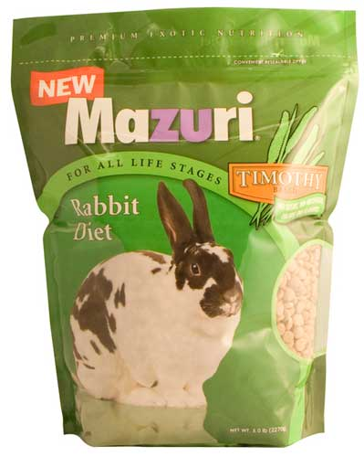 Mazuri Rabbit Diet with Timothy