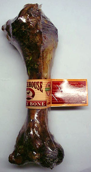 Smokehouse Lamb Trotter Bone