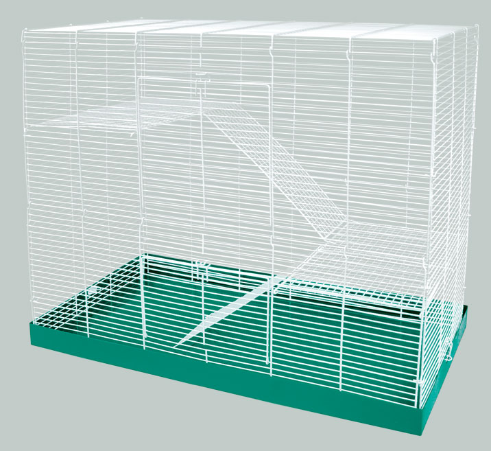 "Chew Proof 3 Level Critter Cage 30"" by Ware Mfg."