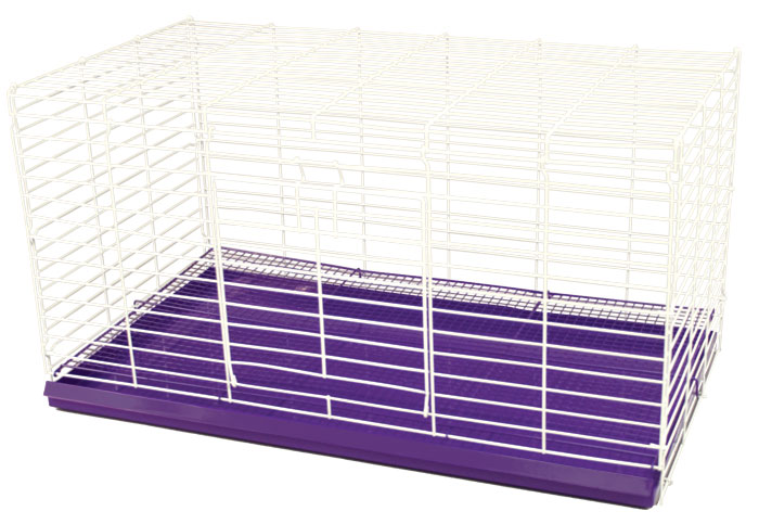 "Chew Proof Rabbit Cage 30"" by Ware Mfg."