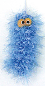 Cattachment Fuzzy Catapillar Toy by Ware Mfg.