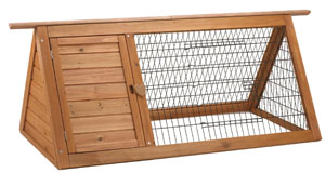 Premium Plus Backyard Hutch by Ware Mfg.