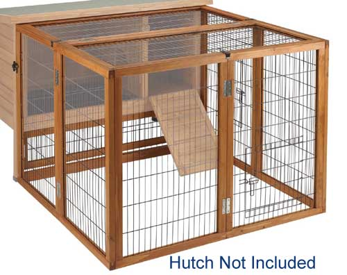 "Premium Plus Rabbit Run Large by Ware Mfg. 44""W x 40""D x 33""H"