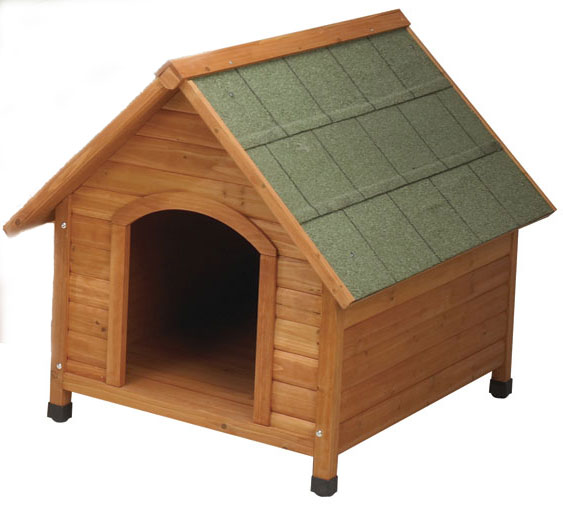 Premium Plus A-Frame Dog Houses by Ware - Click Image to Close