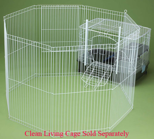 Universal Playpen By Ware Mfg