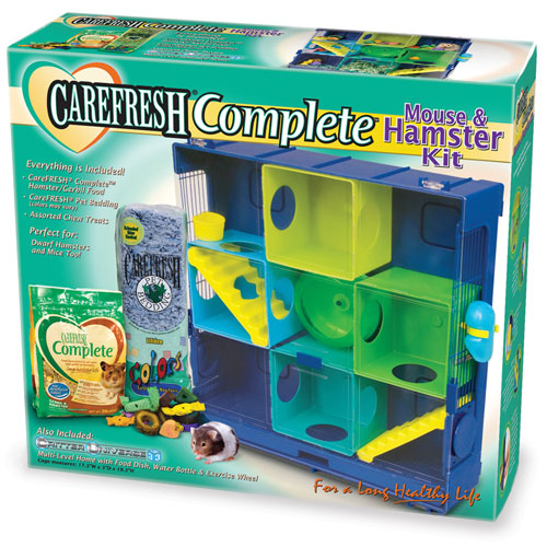 Carefresh Mouse & Hamster Kit by Ware Mfg.