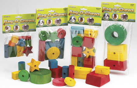 Bag-O-Chews Wood Chews by Ware